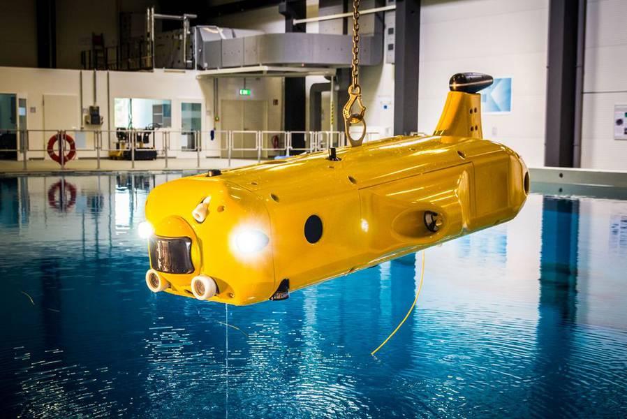 Flatfish – Robô Autônomo para inspeção